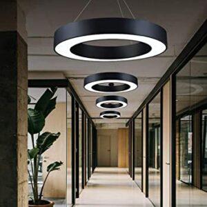 Светодиодный светильник для коридора в офисе