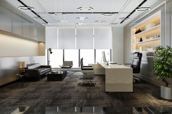 Светильник в виде соты светодиодный в офис